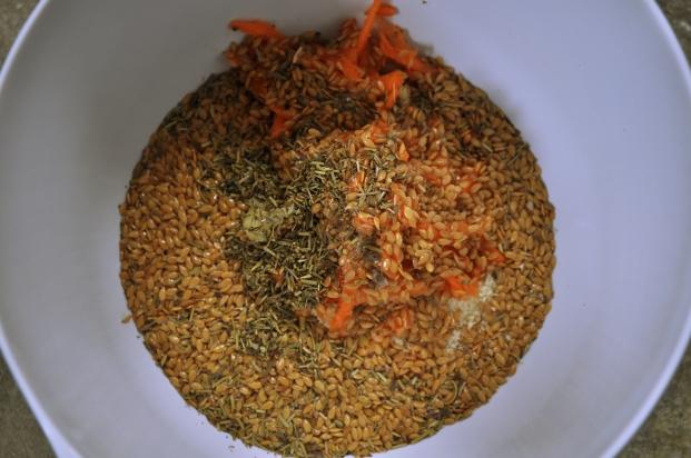 flaxseed mix