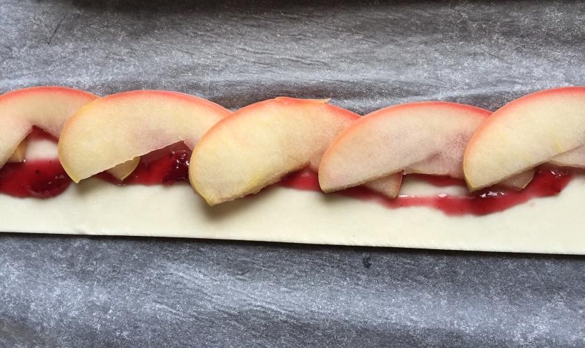 layered apple 2